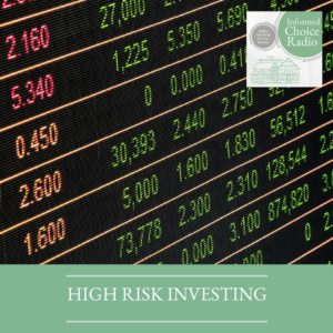 ICR001: Introductions & High Risk Investing