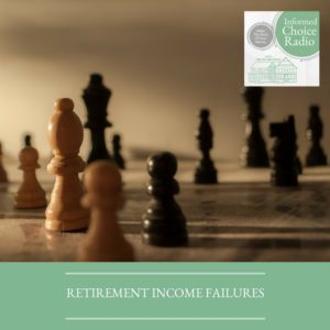 ICR005: Retirement Income Failures & Value Of Advice