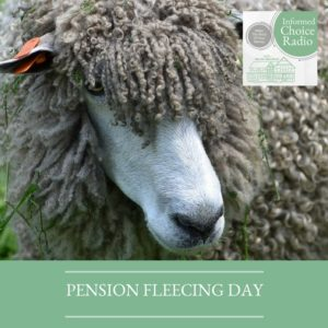 ICR014: Pension fleecing day, FTSE 100 record high & finding your purpose