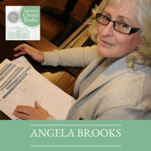ICR022: Pension Liberation interview with Angela Brooks