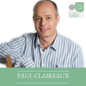 ICR024: Interview with Paul Claireaux, Author & Financial Educator
