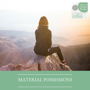 ICR028: Experiences make you happier than material possessions