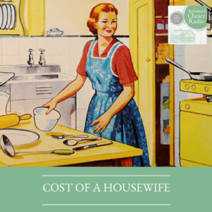 ICR030: The cost of a housewife