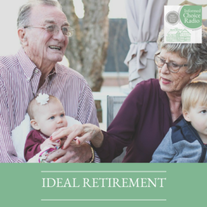 ICR033: Principles for an ideal retirement