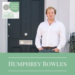 Humphrey Bowles, Insurance for the Sharing Economy