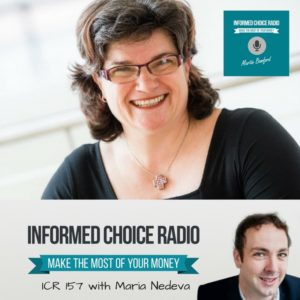 ICR 157: Maria Nedeva, Money Principle