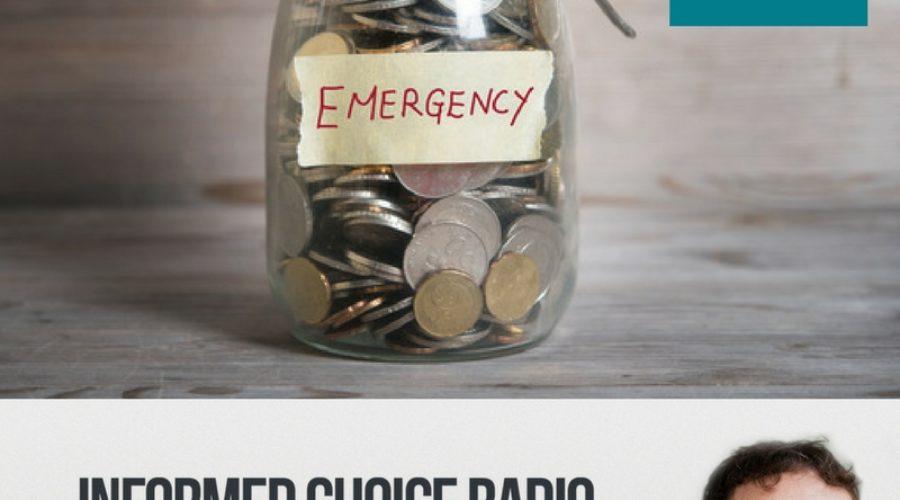 ICR064: Rethinking the emergency fund