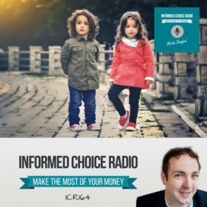 ICR164: 10 Most Important Money Lessons For Your Kids