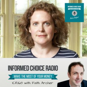 ICR168: Faith Archer, Much More With Less