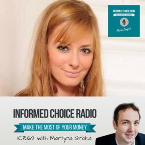 ICR169: Martyna Sroka, Money Saving Girl
