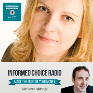 ICR240: Irene Aldridge, Flash Crash & High Frequency Trading