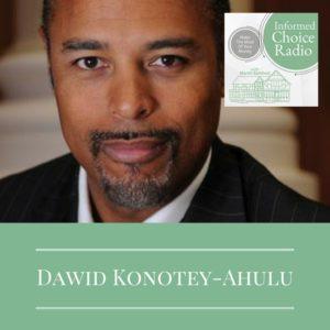 ICR248: Dawid Konotey-Ahulu - Behaviour, Fintech & Ageing