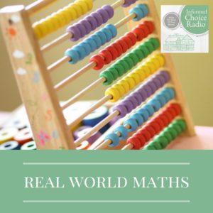 ICR261: Real world maths skills (with Katy Kicker)