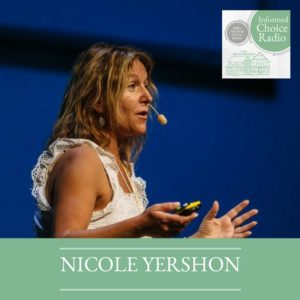 ICR278: Nicole Yershon, Turning Disruption Into Advantage in Business and Life