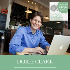 ICR282: Dorie Clark, Entrepreneurial You