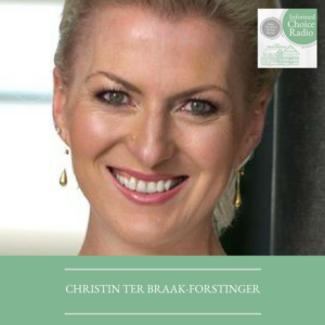 ICR286: Christin ter Braak Forstinger, Conscious Investing