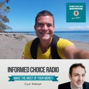 ICR198: Ryan Biddulph, Blogging from Paradise