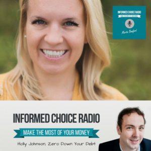 ICR202: Holly Johnson, Zero Down Your Debt