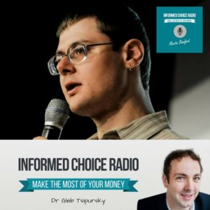 ICR208: Gleb Tsipursky, Purpose & Bad Decisions
