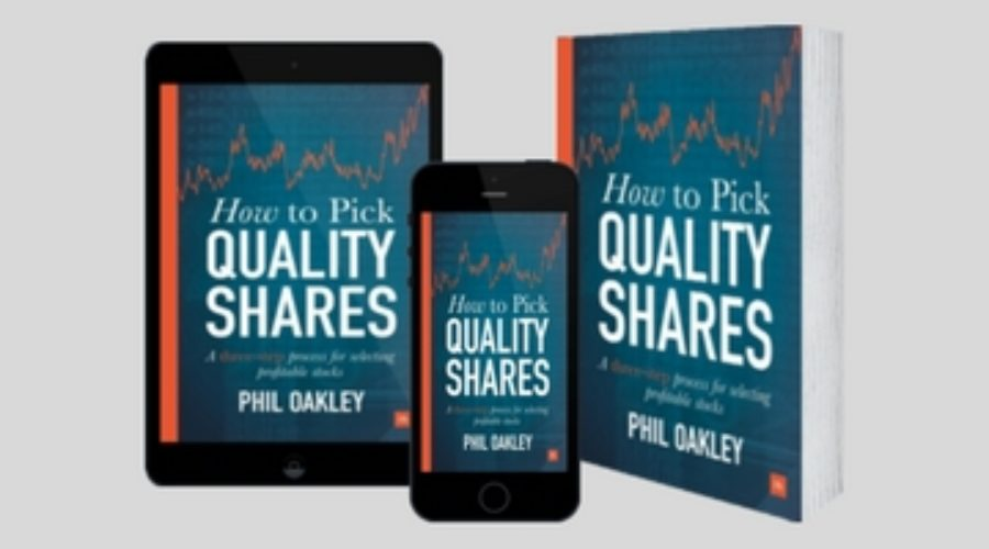 ICR225: Phil Oakley, How to Pick Quality Shares
