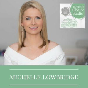 ICR242: Michelle Lowbridge, Smashing Money Blocks