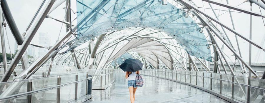 ICR270: Ruth Williams, Walking in the Rain