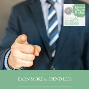 How to earn more and spend less in 2018