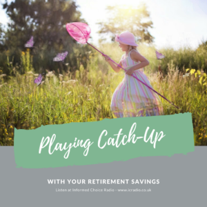 Playing catch-up with your retirement savings