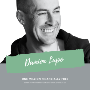 Damion Lupo, One Million Financially Free