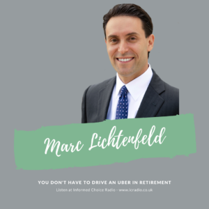 Marc Lichtenfeld, You Don't Have to Drive an Uber in Retirement