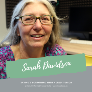 Sarah Davidson, Saving & Borrowing with a Credit Union
