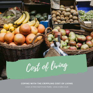 ICR335: Coping with the crippling cost of living