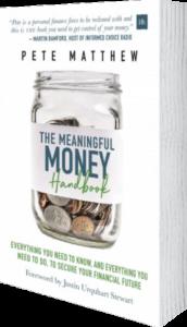 Meaningful Money Handbook by Pete Matthew