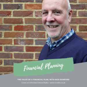 The value of a financial plan, with Nick Bamford