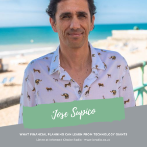 What Financial Planning can learn from technology giants, with Jose Supico