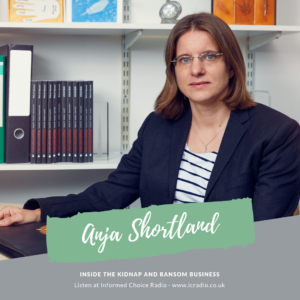 Inside the Kidnap & Ransom Business, with Anja Shortland