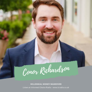 Millennial Money Makeover, with Conor Richardson