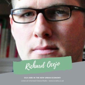 Old Jobs in the New Urban Economy, with Richard Ocejo