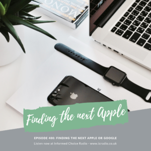 Finding the next Apple or Google