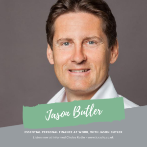 Essential personal finance at work, with Jason Butler