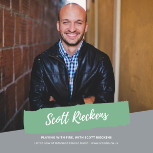 Playing with FIRE, with Scott Rieckens