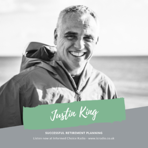 Successful retirement planning, with Justin King