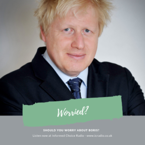 Should you worry about Boris?