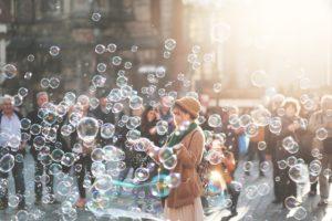 Spotting financial bubbles before they burst, with Vikram Mansharamani