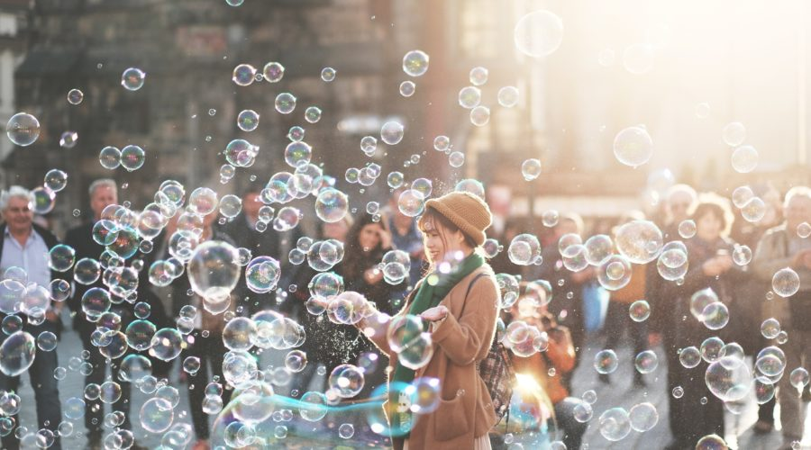 Spotting financial bubbles before they burst, with Vikram Mansharamani