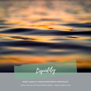 How liquid is your investment portfolio?