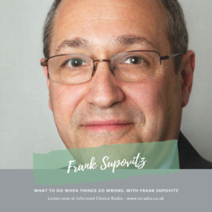 What to do when things go wrong, with Frank Supovitz