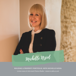 Building a property portfolio, with Michelle Niziol