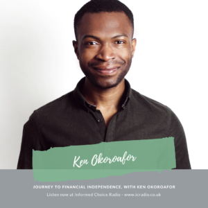 Journey to financial independence, with Ken Okoroafor