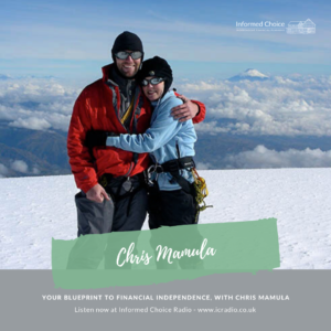 Your Blueprint to Financial Independence, with Chris Mamula